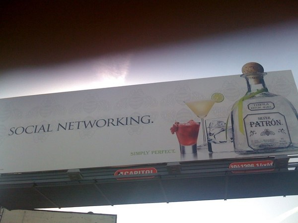 patron-social-networking